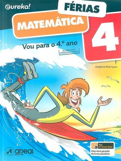 Vou para o 4º ano (Angelina Rodrigues)