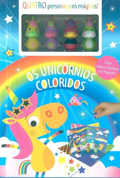 Os unicórnios coloridos