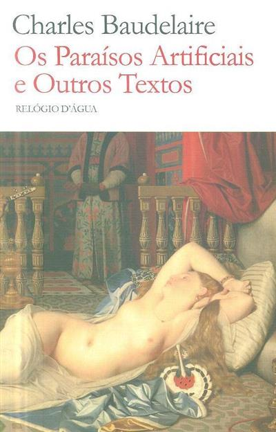 Os paraísos artificiais e outros textos (Charles Baudelaire, Théophile Gautier)