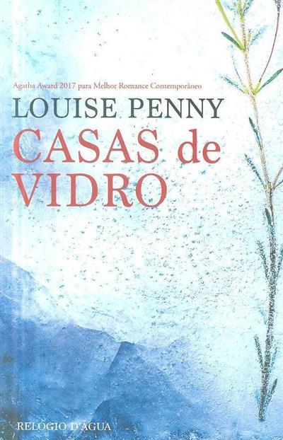 Casas de vidro  (Louise Penny)