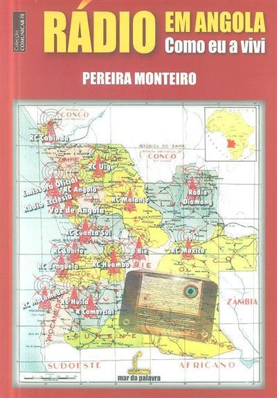 Rádio em Angola (Pereira Monteiro)