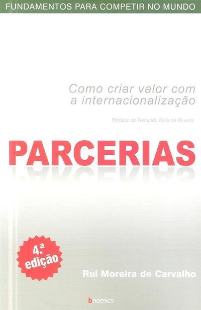 Parcerias (Rui Moreira de Carvalho)