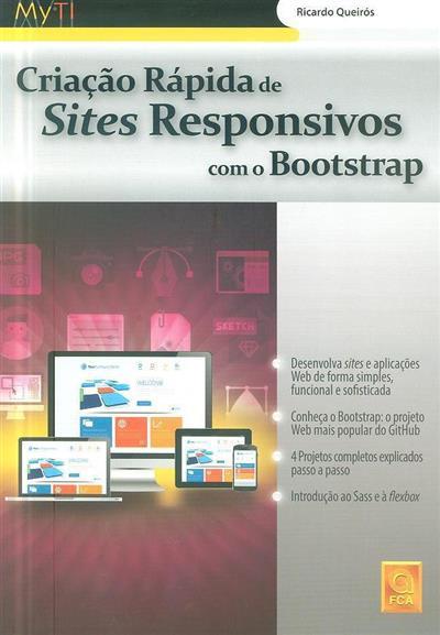 Criação rápida de Sites Responsivos com o Bootstrap (Ricardo Queirós)