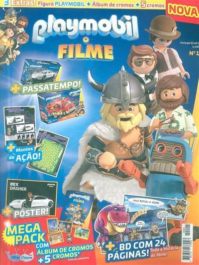 Playmobil o filme (ed. Blue Ocean)