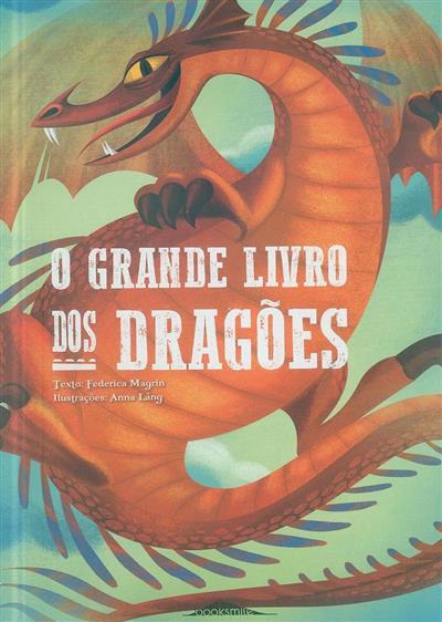 O grande livro dos dragões (Federica Magrin)