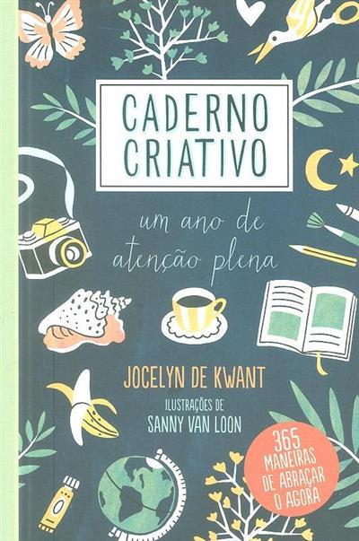 Caderno criativo (Jocelyn de Kwant)