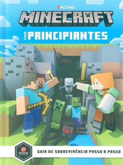 Minecraft para principiantes (Stephanie Milton)