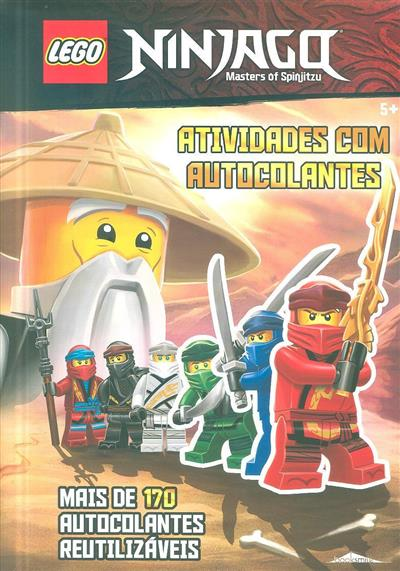Lego Ninjago, masters of the Spinjitzu