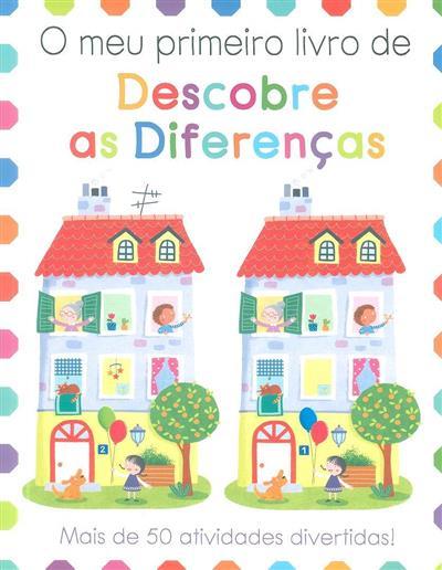 O meu primeiro livro de descobre as diferenças (Elizabeth Golding)