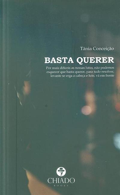 Basta querer (Tânia Conceição)