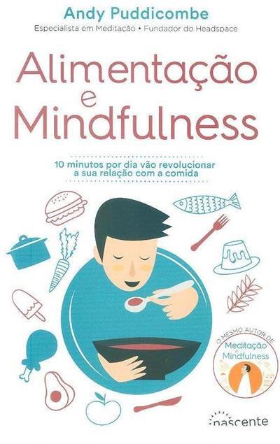 Alimentação e mindfulness (Andy Puddicombe)