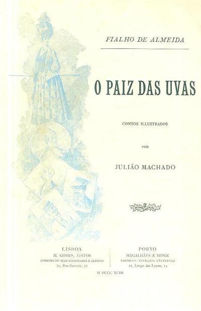 O paiz das uvas (Fialho de Almeida)