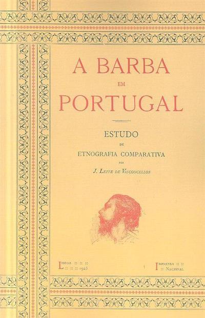 A barba em Portugal (J. Leite de Vasconcellos)