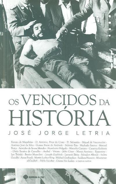 Os vencidos da história (José Jorge Letria)