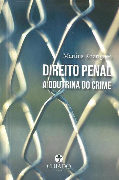 Direito penal (Martins Rodrigues)