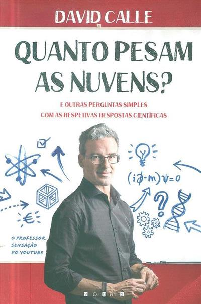 Quanto pesam as nuvens?
