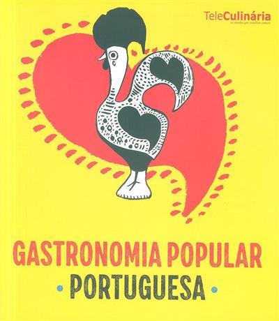 Gastronomia popular portuguesa (il. Sofia Morais)