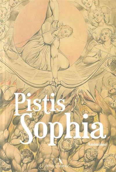 Pistis Sophia (trad. Gabriela Palha)