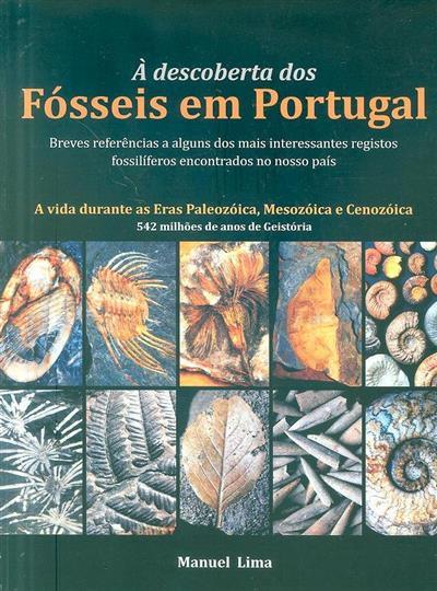 À descoberta dos fósseis em Portugal (Manuel Lima)