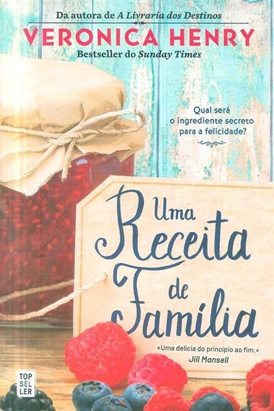 Uma receita de família (Veronica Henry)