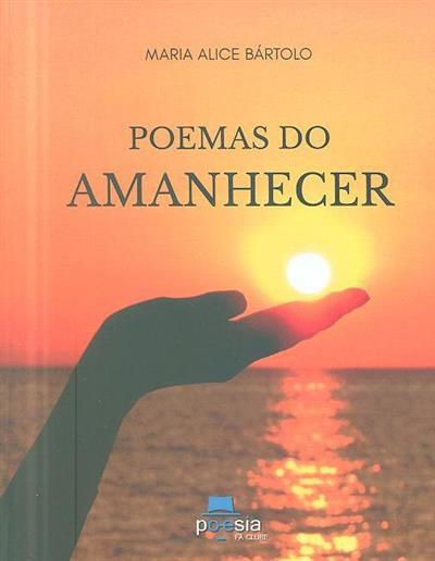 Poemas do amanhecer