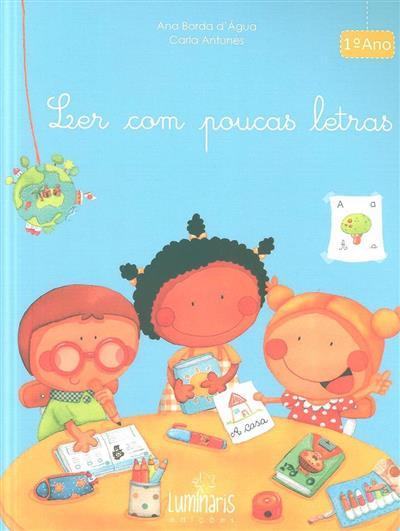 Ler com poucas letras (Ana Borda d'Água)