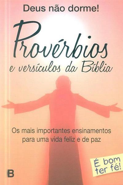 Provérbios e versículos da Bíblia
