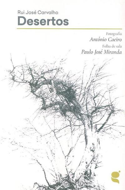 Desertos (Rui José Carvalho)