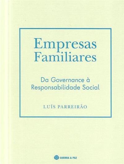 Empresas familiares (Luís Parreirão)