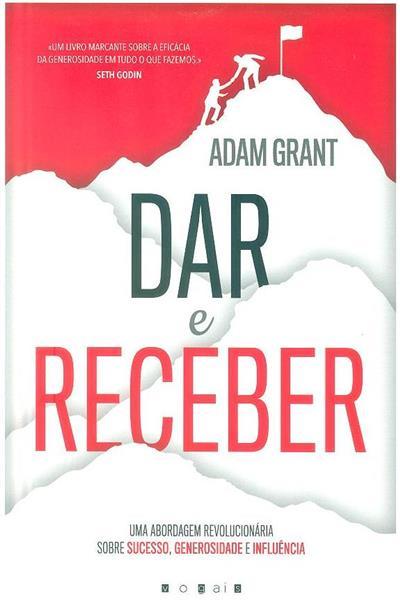 Dar e receber (Adam Grant)