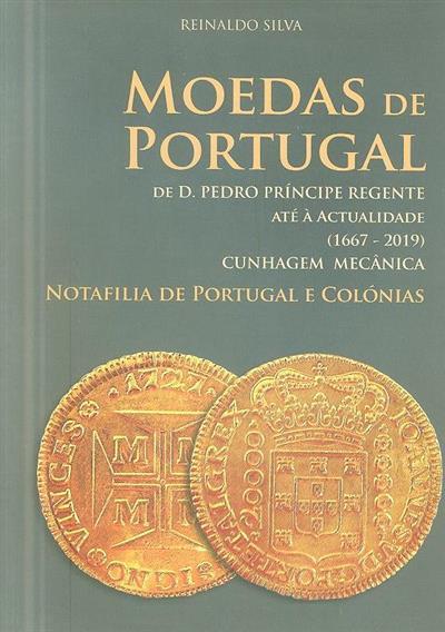 Moedas de Portugal (Reinaldo Silva)