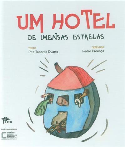 Um hotel de imensas estrelas (Rita Taborda Duarte)