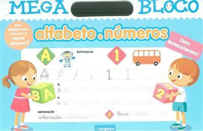 Alfabeto e números (il. M. Rosa)