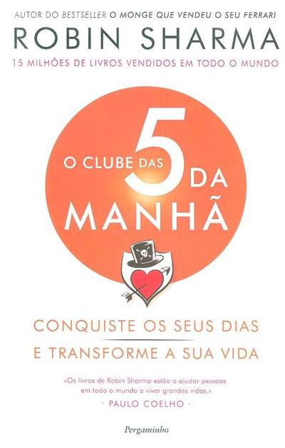 O clube das 5 da manhã (Robin Sharma)