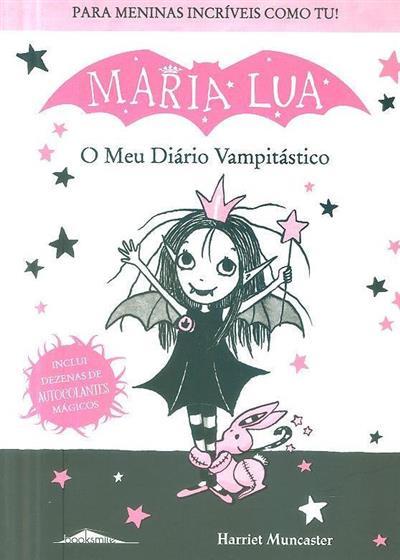 O meu diário vampitástico (Harriet Muncaster)