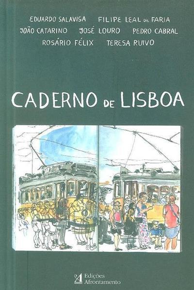Caderno de Lisboa (Eduardo Salavisa... [et al.])