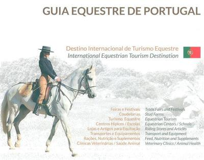 Guia equestre de Portugal (coord. Pedro Baptista)