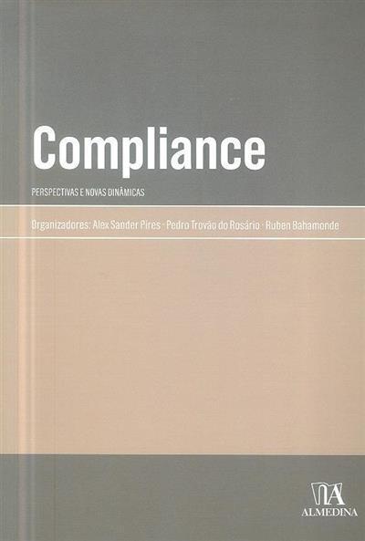 Compliance (org. Alex Sander Pires, Pedro Trovão do Rosário, Ruben Bahamonde)