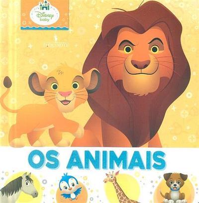 Os animais (trad. Rita Almeida Simões)