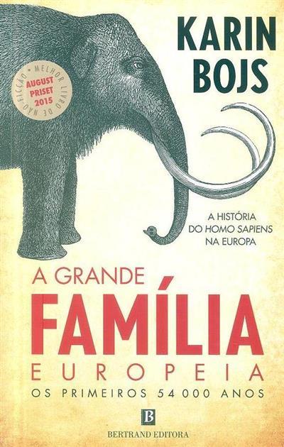 A grande família europeia (Karin Bojs)
