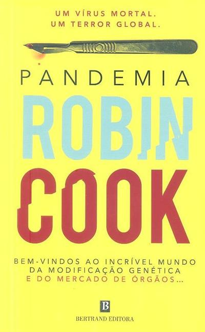 Pandemia (Robin Cook)