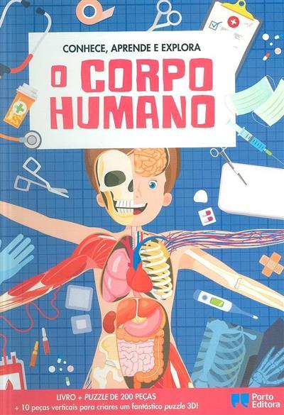 O corpo humano (adapt. Maria dos Anjos Viana, Helena Santos)