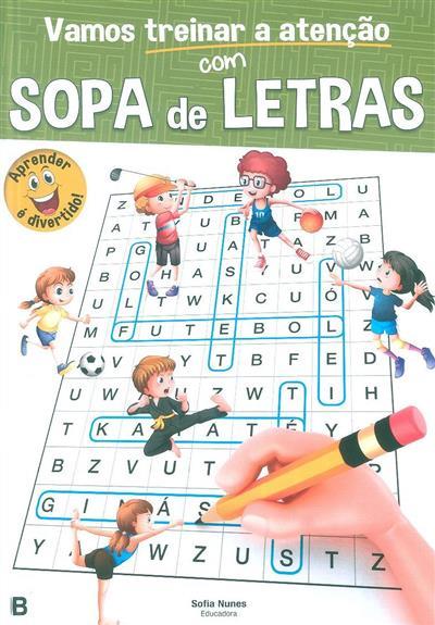 Sopa de letras (Sofia Nunes)