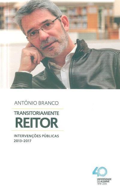 Transitoriamente Reitor (António Branco)