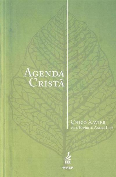 Agenda cristã (Francisco Cândido Xavier)