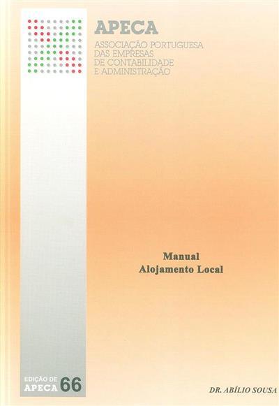 Manual alojamento local (Abílio Sousa)
