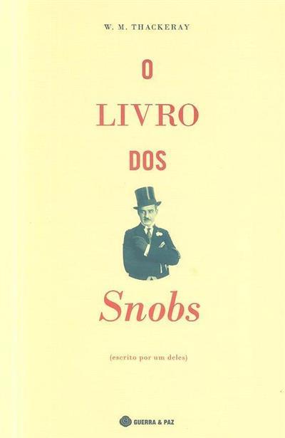 O livro dos snobs (W. M. Thackeray)