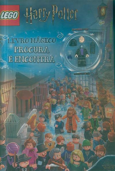 Livro mágico procura e encontra