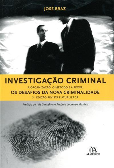 Investigação criminal (José Braz)
