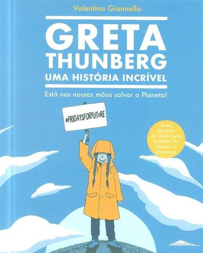 Greta Thunberg (Valentina Giannella)